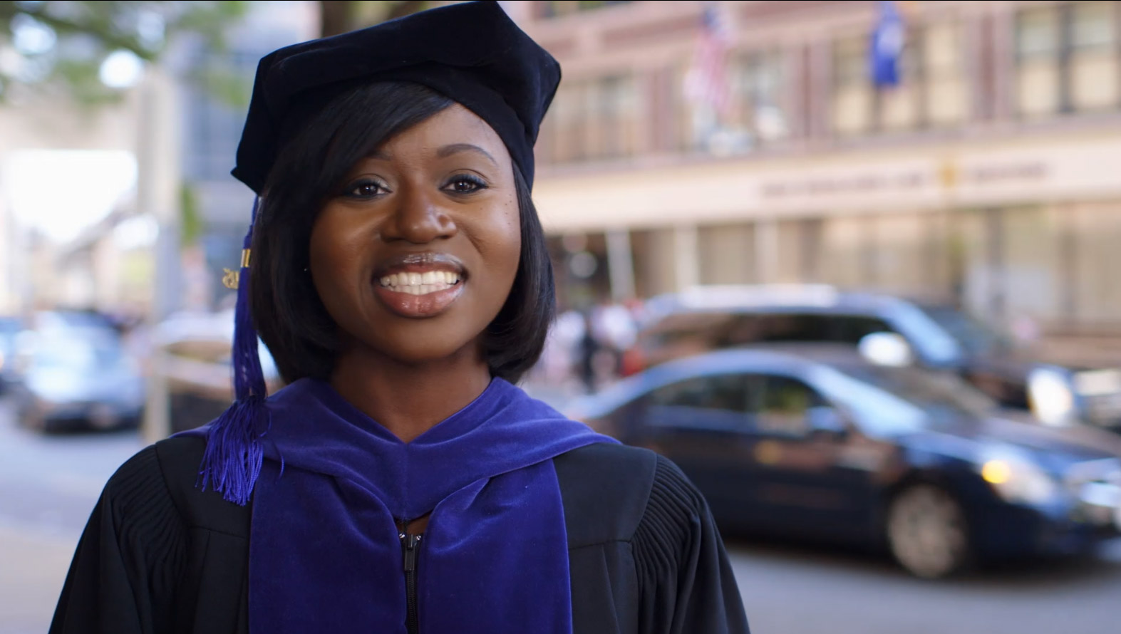 Minority student discusses ethnic and cultural diversity at New England Law   Boston