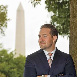 Alumni Success Stories: Christopher Swartz '11, Law and Government Ethics